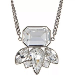 NWT Swarovski Vona Crystal Pendant Necklace